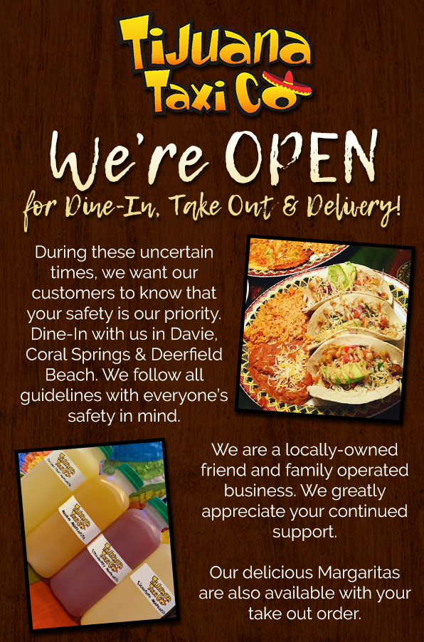 Open DineIn TakeOut Delivery